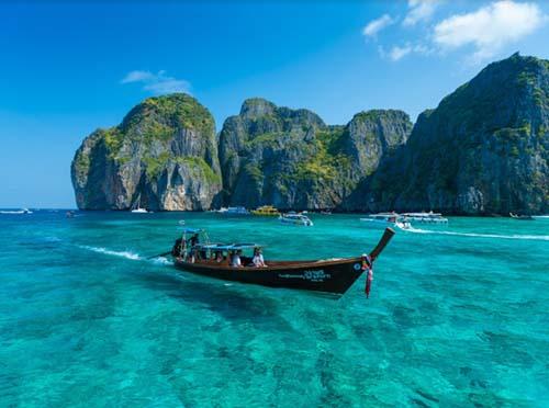 เกาะพีพี Phi Phi Island